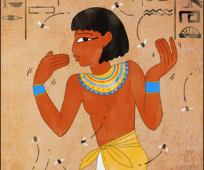 Неизвестная жизнь древних египтян