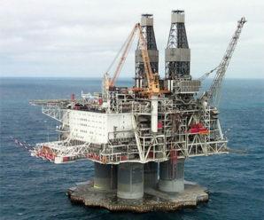 Нефтяная вышка: Внутри невероятной механики