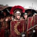 Стратегия и тактика битв Римской империи