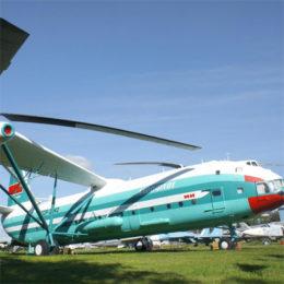 Вертолёты-гиганты