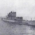 Затонувшая субмарина нацистов