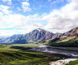 Денали – царство дикой природы на Аляске