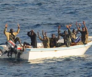 Взгляд изнутри: Сомалийские пираты