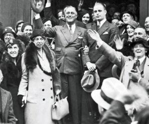 Капитализм с человеческим лицом. Франклин Рузвельт