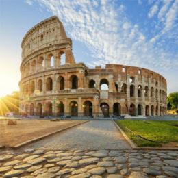 Суперсооружения древности: Колизей