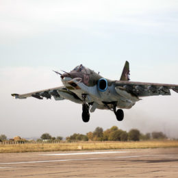Легендарные самолеты: Су 25