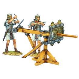 Технологии древних цивилизаций: Военное дело