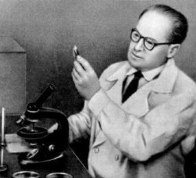 Гениальный вирусолог Зильбер