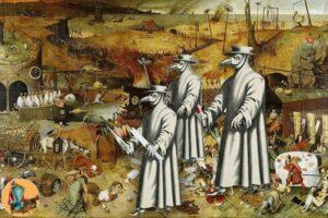 Эпидемии, изменившие мир