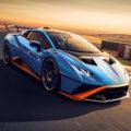 История Lamborghini