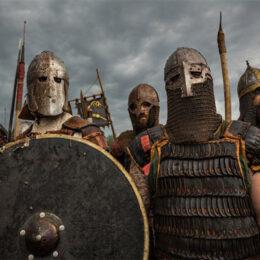 Скандинавский ужас — Викинги