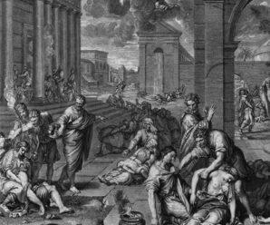 Эпидемия Чумы — Черная Смерть