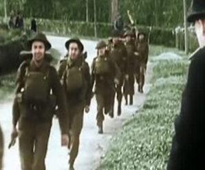 Вторая мировая война в цвете — Оборона Британии