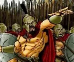 Расцвет и падение Спарты — 1 часть