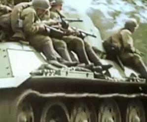 Вторая мировая война в цвете — Победа в Европе