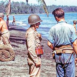 Вторая мировая война в цвете — Островная война