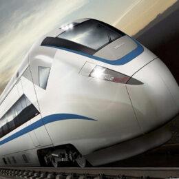 Поезд Big Bigger Biggest Train